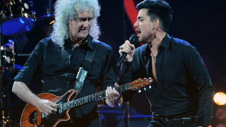 Queen and Adam Lambert Dominate Night One of iHeartRadio