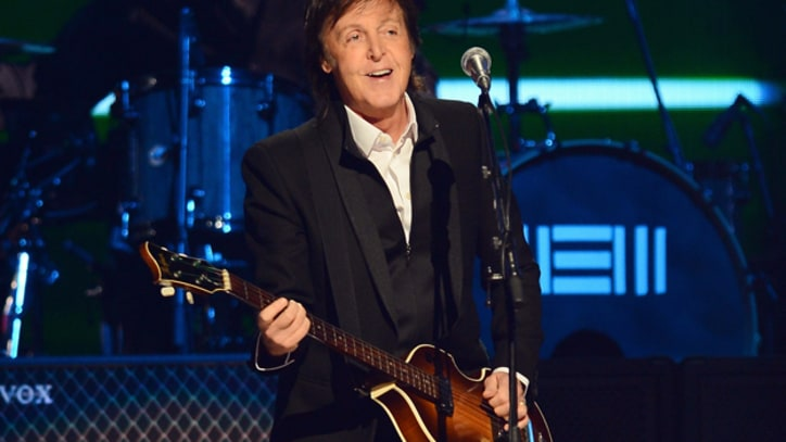 McCartney and Timberlake Showcase New Material at iHeartRadio