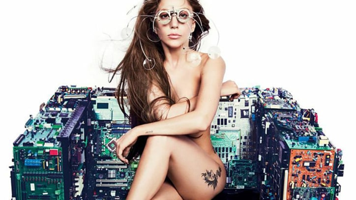 Lady Gaga Gets Round of 'Applause' on Remix – Song Premiere