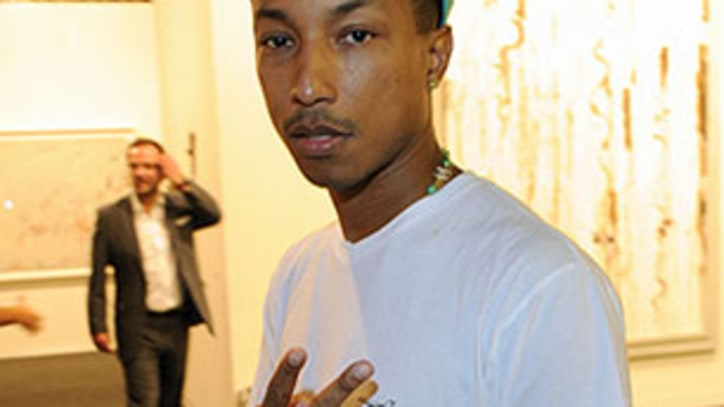 Digest: Pharrell Designs $27,000 Bike; 'American Idiot' to Tour