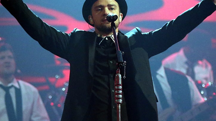 Justin Timberlake Streams '20/20 Experience: 2 of 2'