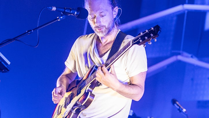 Atoms for Peace Kick Off 'Amok' Arena Tour