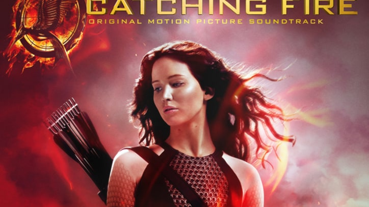 'The Hunger Games: Catching Fire' Soundtrack Revealed