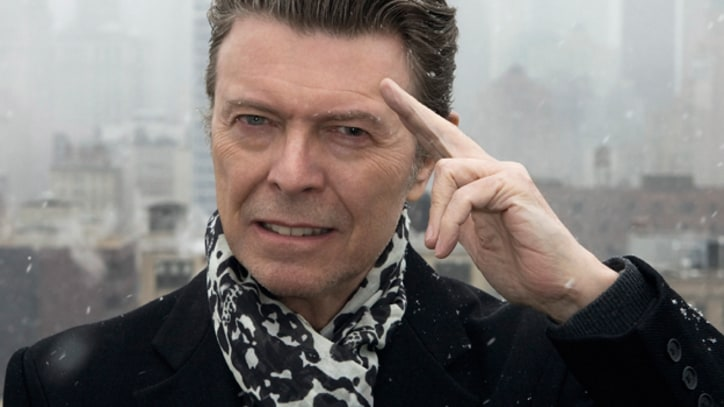 David Bowie Re-Release Includes James Murphy Remix