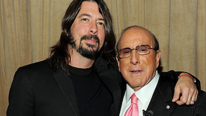 A-List Talent Rocks Clive Davis' Pre-Grammy Party