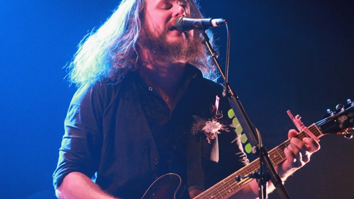 My Morning Jacket, Grizzly Bear Set for CBGB Salute