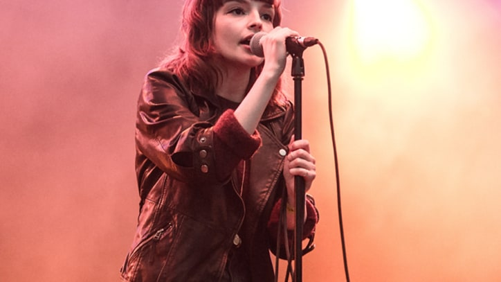 Chvrches' Lauren Mayberry Stands Up Against Misogyny