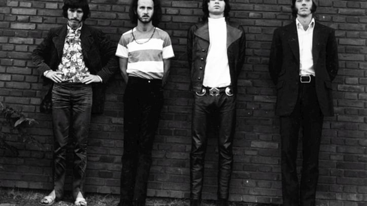 The Doors Digging Up Rare Footage