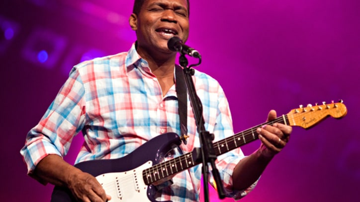 Robert Cray on His New Album and Appearing in 'Animal House'