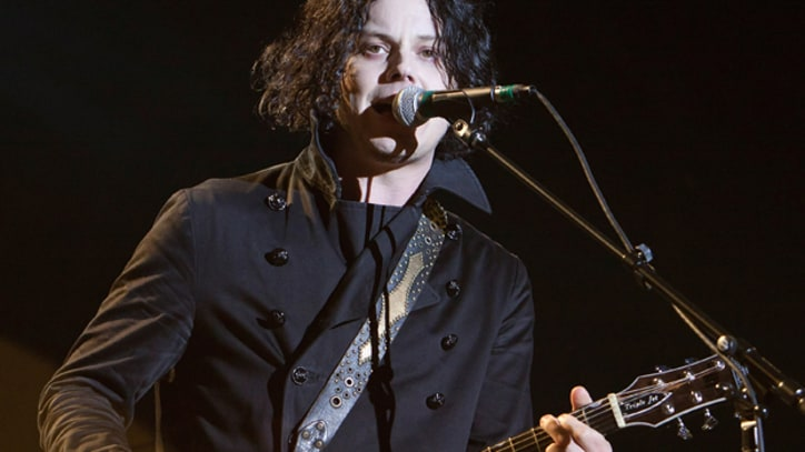 Raconteurs Live LP Due on Third Man Records