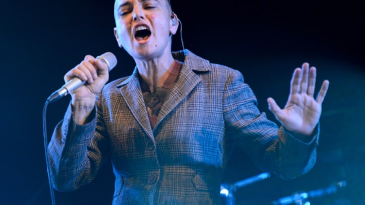 Sinead O'Connor Tells Miley Cyrus, Don't Prostitute Yourself