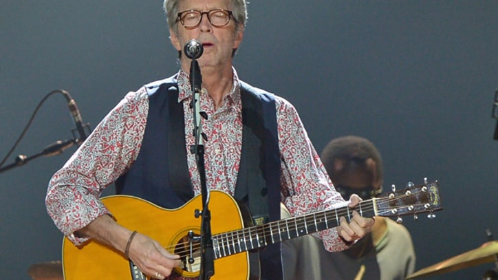 Eric Clapton Readies 'Crossroads Guitar Festival 2013' for Release