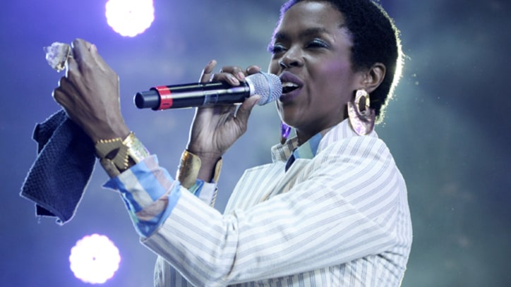 Lauryn Hill Celebrates Prison Release With New Single 'Consumerism'
