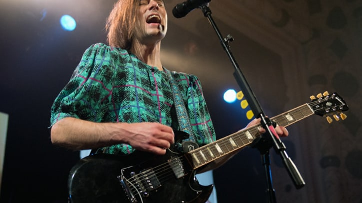 Of Montreal's Kevin Barnes: 'I'm Not Looking for Contentment'