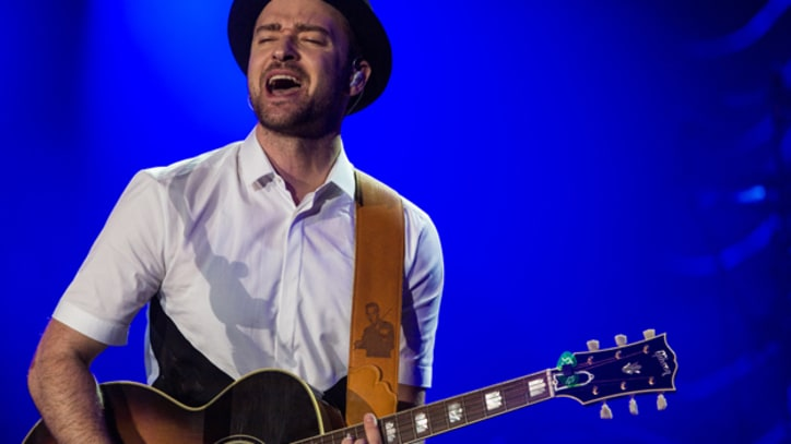 On the Charts: Justin Timberlake Debuts at Number One Again