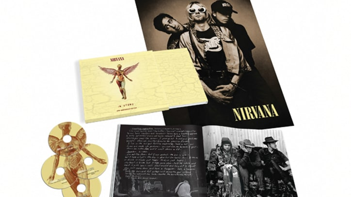 Win Nirvana's 'In Utero' Box Set
