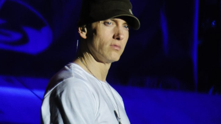 Eminem Posts Tracklist For 'Marshall Mathers LP 2'