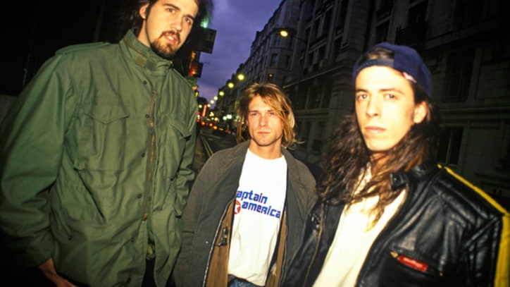 Rare Nirvana Interview Surfaces