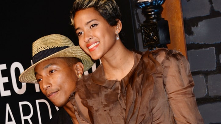 Pharrell Williams Marries Helen Lasichanh