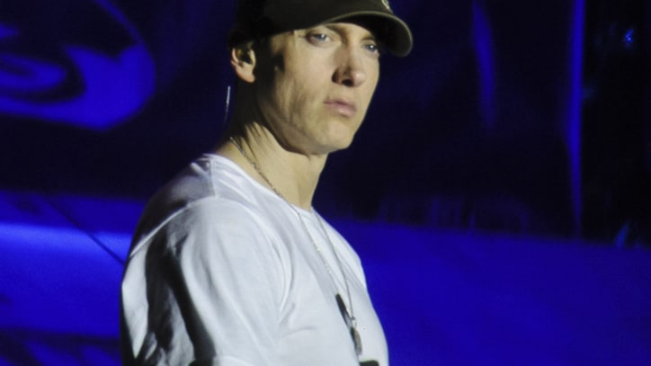 Eminem Declares Himself a 'Rap God'