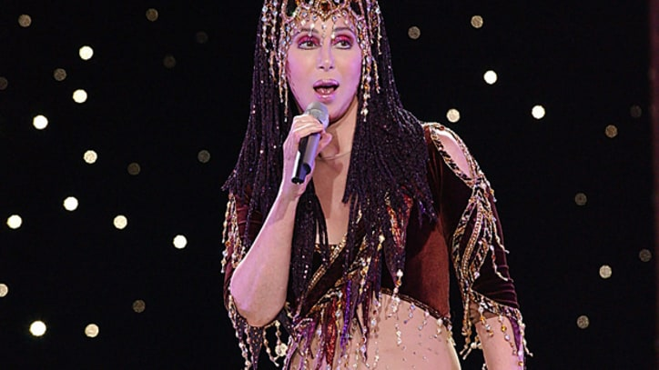 Q&A: Cher on Bikini Waxes, Her Favorite Single, and Spilled Milk