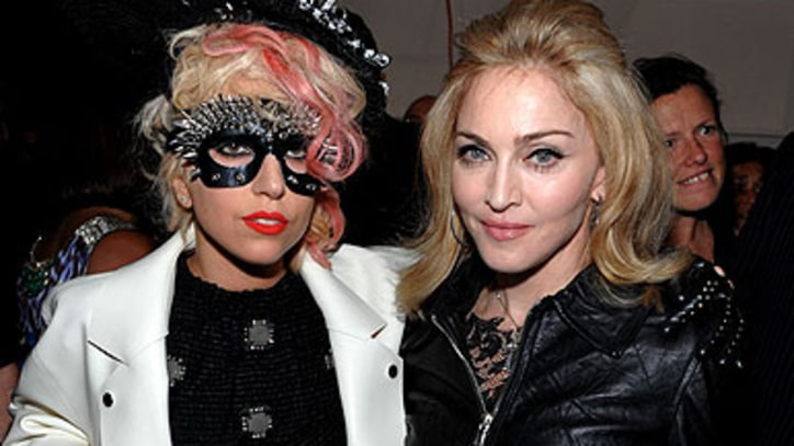 Lady Gaga: Madonna Loves 'Born This Way'