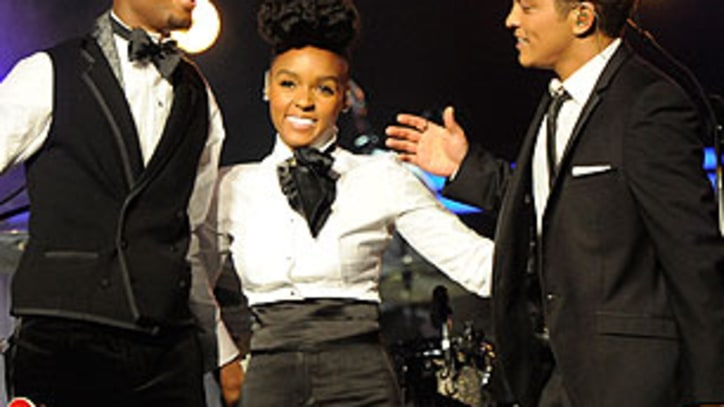 Digest: Bruno Mars Announces Tour With Janelle Monáe; Foo Fighters Reveal Title of New Album