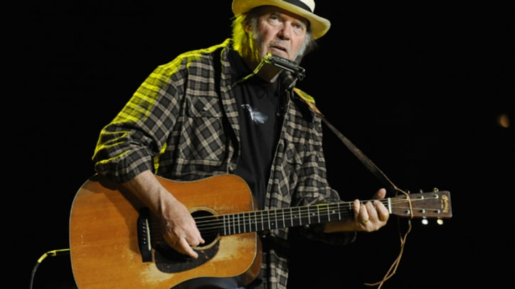 Recording Academy to Honor Neil Young (Again)