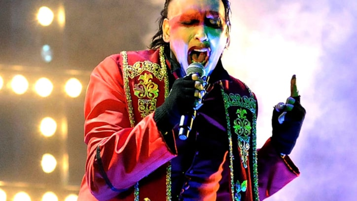 Marilyn Manson Joining 'Once Upon a Time' Cast