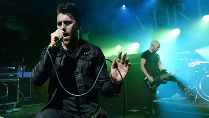 Q&A: AFI's Davey Havok on His Emotions and Hair Disasters