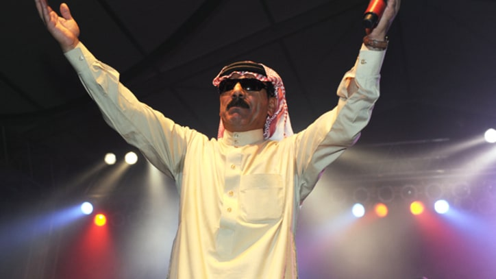 Omar Souleyman: Syria's White-Hot Wedding Singer