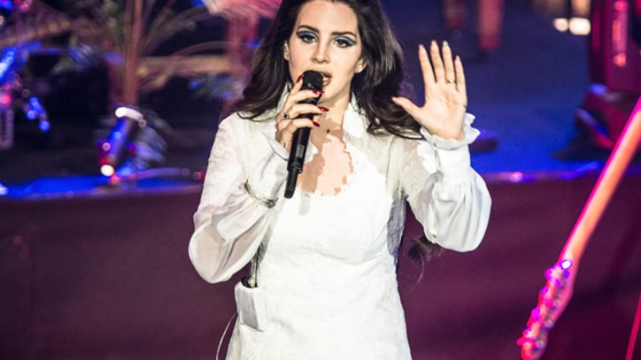 Lana Del Rey's Muse Is 'Very Fickle'