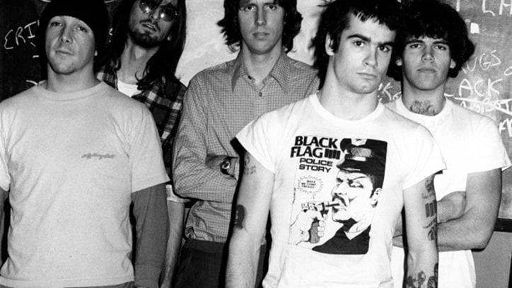 Black Flag to Release First Album in Nearly Three Decades