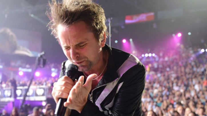 Muse Set Release Date for 'Live at Rome Olympic Stadium'