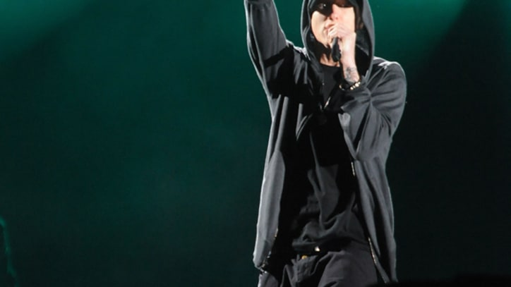 Eminem to Sit for Fan Q&A on SiriusXM