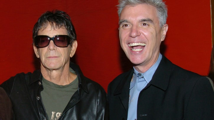 David Byrne Remembers the 'Brave' Lou Reed