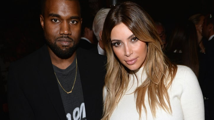 Kanye West Was Nervous to Propose to Kim Kardashian