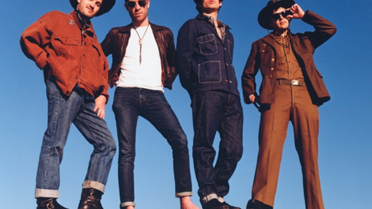 Black Lips Wrapping Album With Black Keys' Patrick Carney