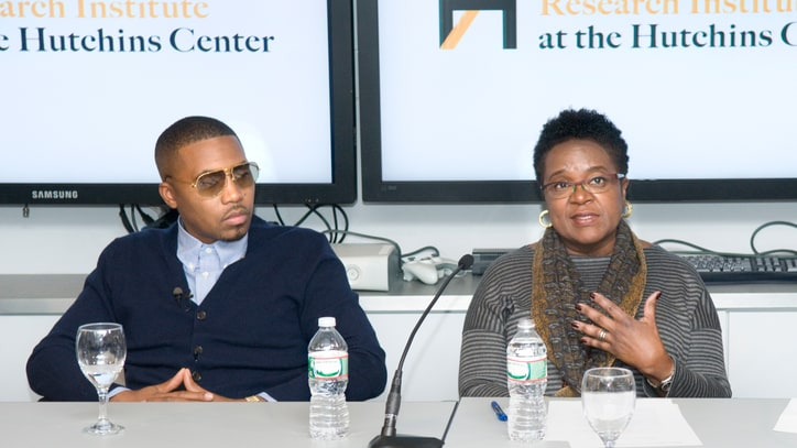 Nas Introduces Harvard Fellowship