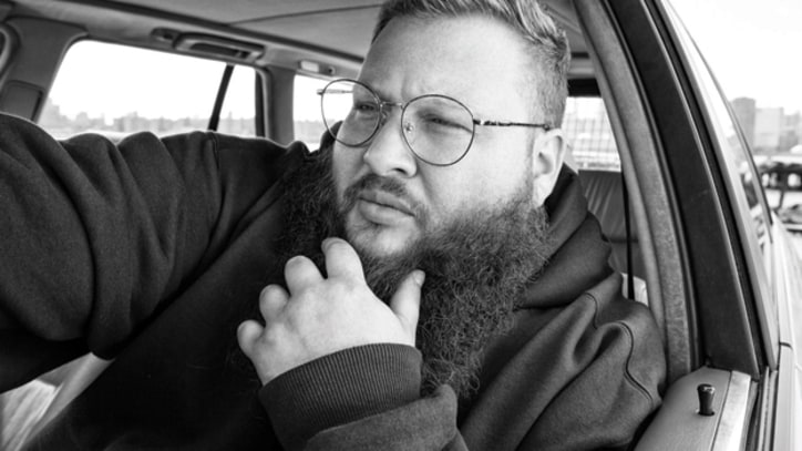 Action Bronson on 'Blue Chips 2,' Smoking Wax and His Perfect Woman