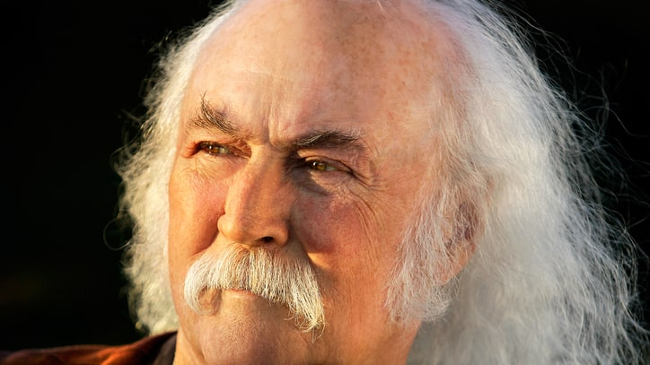 David Crosby Returns to Solo Career, Announces New Album 'Croz'