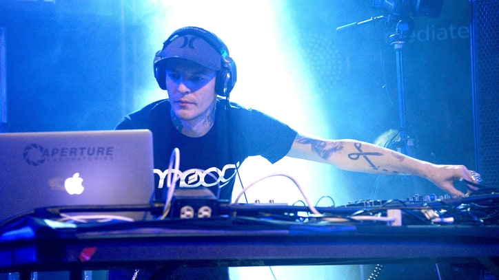 Deadmau5 'Following a Storyboard' With Music and Technology