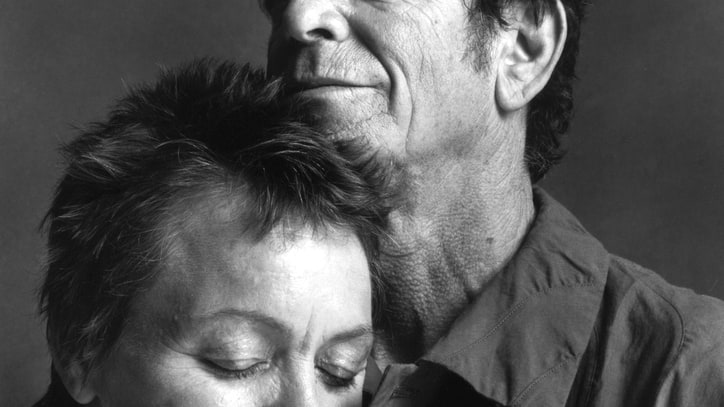 Laurie Anderson's Farewell to Lou Reed: A Rolling Stone Exclusive