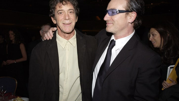 Bono Remembers Lou Reed's 'Perfect Noise'