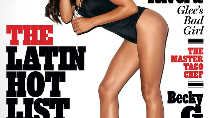 Naya Rivera Leads Rolling Stone's Latin Hot List 2013