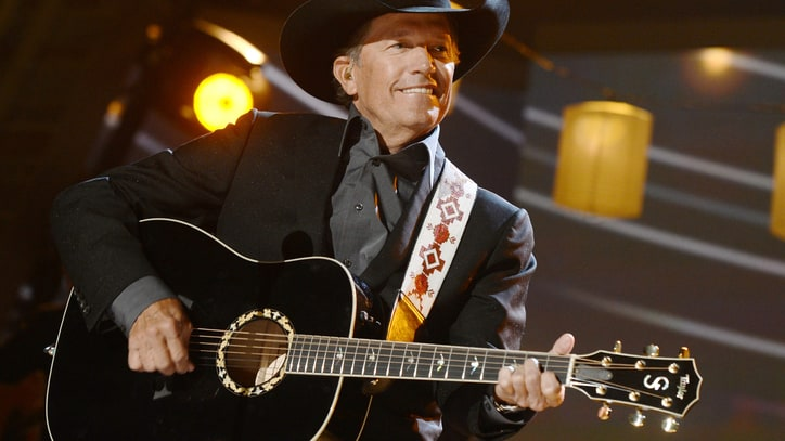 George Strait Reclaims Top Prize at CMA Awards