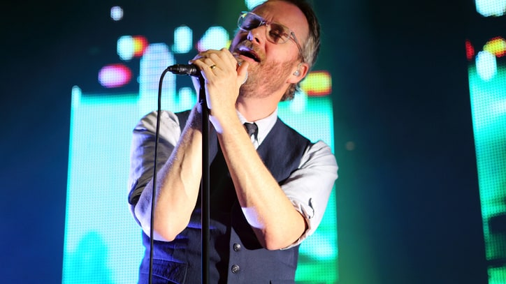 The National Keep Cool in New 'Catching Fire' Song