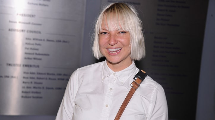 Sia Donating Money from Eminem Collaboration to LGBT Organization