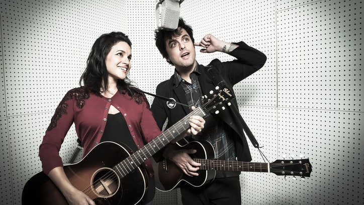 Inside Billie Joe Armstrong and Norah Jones' Dark Dream