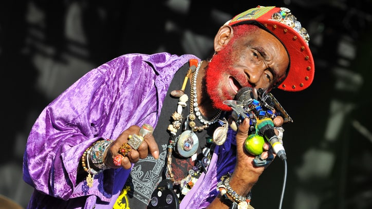Lee 'Scratch' Perry Is 'Back on the Controls' in Roots Reggae Return